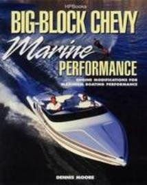 Big Block Chevy Marine Performance Book